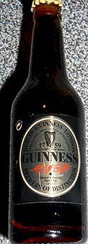Guinness Miniature Bottle