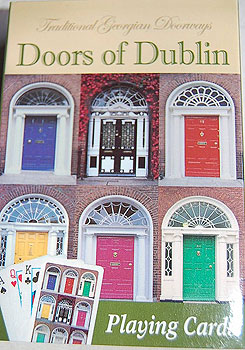 Playing Cards - Georgian Doors of Dublin