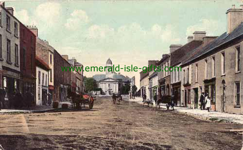 Roscommon Roscommon Town General View