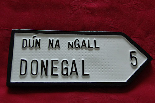 Donegal 5 Miles Old Style