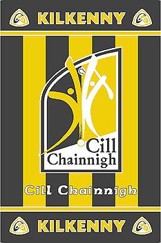 Leinster County Gaa Rugs Kilkenny Gaa County Crest