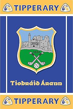 Munster County Gaa Rugs Tipperary Gaa County Crest