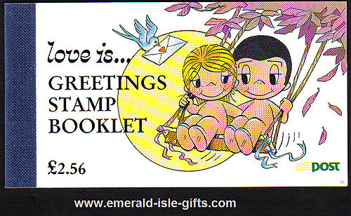 Sb62 (sg) 1998 Greetings Booklet