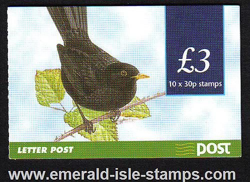 Sb67 (sg) 1998 ?.00 Blackbird Booklet