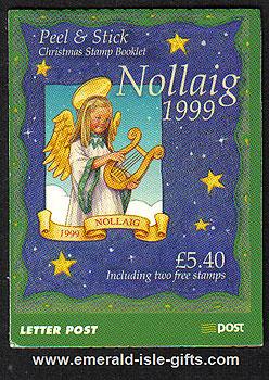Sb78 (sg) 1999 Christmas £5.40 Booklet