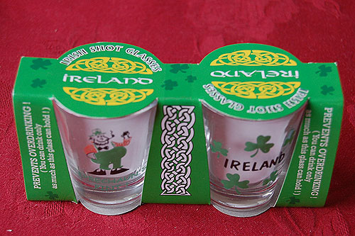 Leprechaun & Shamrocks