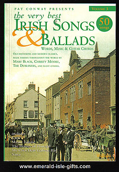 Very Best Irish Songs & Ballads Vol 3