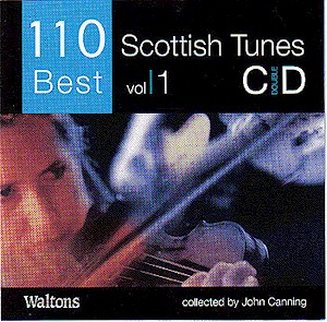 110 Best Scottish Tunes CD