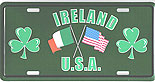 Friendship Ireland & USA