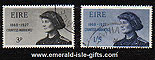 Ireland 1968 Countess Markievicz Set Of 2 Used