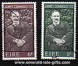 Ireland 1968 James Connolly Set Of 2 Used