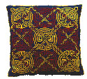 Celtic Circles Cushion Panel