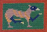 Dog Book Of Kells Cross Stitch (Pattern & Kit available)