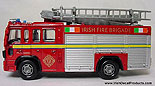 Irish Fire Engine Quality Die-cast Model