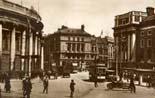 College Green - Dublin City - Trinity (& Bank of Ireland)