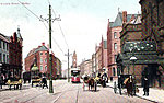 Belfast - Victoria Street - old photo