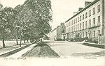 Armagh - Armagh Town - The Mall (old b/w Irish photo)