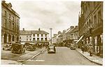 Armagh - Armagh Town - Market St (old b/w Irish photo)