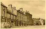 Armagh - Keady - Main St (old b/w Irish photo)