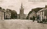 Cavan - Cootehill - Church and Main St