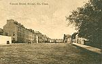Clare - Kilrush - Francis St (old b/w Irish photo)