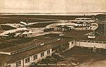 Clare - Shannon - Shannon Airport (old b/w Irish photo)