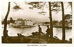 Cork - Ballinacurra - River / Harbour view (old b/w Irish photo)