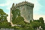 Cork - Blarney - Blarney Castle (old colour Irish photo)