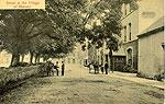 Cork - Blarney - Street view (old b/w Irish photo)