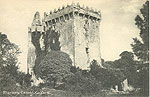 Cork - Blarney - Blarney Castle (old b/w Irish photo)