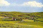 Cork - Ballinspittle - Ballinspittle, Kinsale (old colour Irish photo)