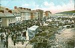 Cork - Bantry - Market Day (old colour Irish photo)