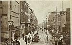Cork - Cork City - King St / MacCurtain St (old colour Irish photo)