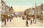 Cork - Cork City - Patrick Street (old colour Irish photo)