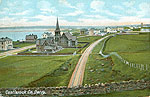 Derry - Castlerock - Town view