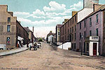 Donegal - Bundoran - Main St in color