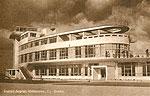 Dublin North - Dublin Airport - Dublin Airport, Collinstown (old b/w Irish photo)