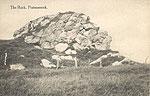 Dublin North - Portmarnock - The Rock (old b/w Irish photo)
