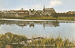 Fermanagh - Enniskillen - The Water Gate (old colour Irish photo)