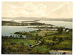 Fermanagh - Lr. Lough Erne - photochrome