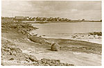 Galway - Aran Islands - Kilronan (old b/w Irish photo)