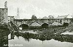 Galway - Ballinasloe - Suck Bridge (old b/w Irish photo)
