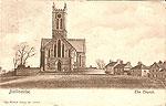 Galway - Ballinasloe - The Church (old Ireland photo)