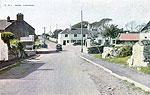 Galway - Barna, Connemara (old colour Irish photo)
