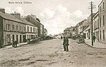Galway - Clifden - b/w Main Street (old b/w Irish photo)