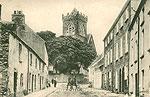 Kerry - Dingle - Green Street (old b/w Irish photo)