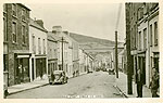 Kerry - Dingle - Main Street (old b/w Irish photo)