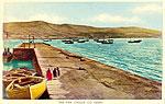 Kerry - Dingle - The Pier (old colour Irish photo)