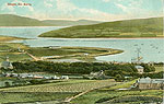 Kerry - Dingle - Coastal view (old colour Irish photo)