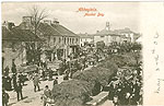 Laois - Abbeyleix - Market Day